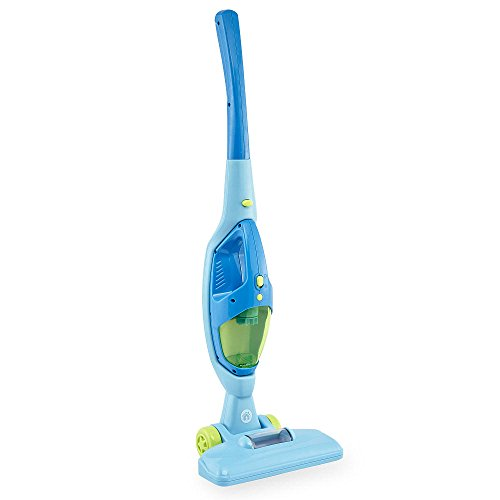 Just Like Home 2-in-1 Vacuum Set - Blue