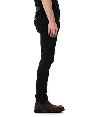 Jeans Para Dean Ever Hombre Dry Black Nudie Vaqueros Lean Slim pxqwq7FR