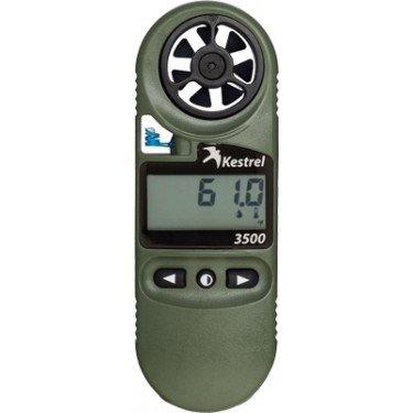Kestrel 3500NV Weather Meter / Digital Psychrometer with NV Backlight