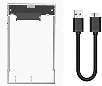 XT-XINTE - Caja de Disco Duro para Disco Duro SSD de 2,5