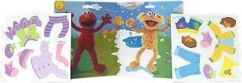 Sesame Street Elmo & Zoe Seasons by Imaginetics