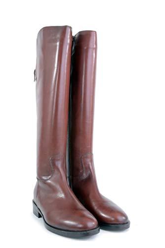 Donna Pelle Serpentini Stivali T224 Roberto UxO8qY