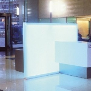 Pannello in Perspex 2 mm di spessore 16 dimensioni tra cui scegliere 420mm x 297mm // A3 in acrilico lucido color opale