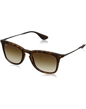 Men's 0RB4221 Square Sunglasses