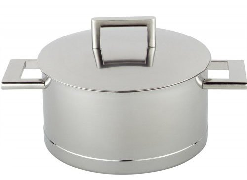 John Pawson Round Dutch Oven Size: 3.2-qt.
