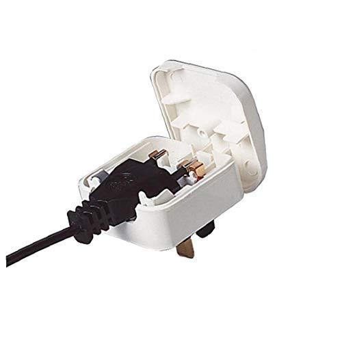 JiaHan Standing Desk Converter Ear Plugs Uk Euro 2 Pin to Us 3 Pin Plug Ac Universal Adapter Converter European for…