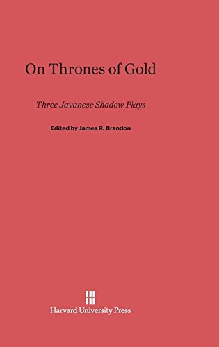 On Thrones of Gold by Harvard University Press