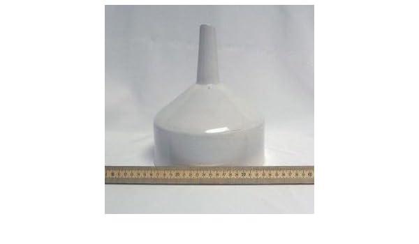 Amazon com : Economy Porcelain Buchner Funnel: 200mm Porcelain