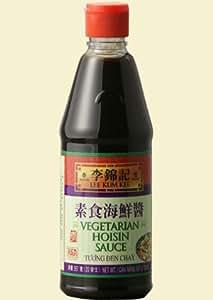 20 Oz. Vegetarian Hoisin Sauce (Certified Kosher)