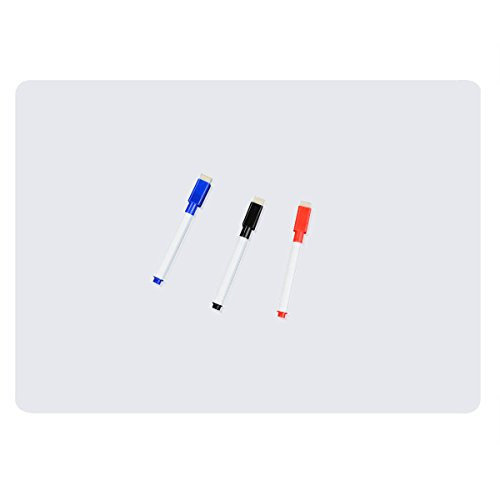 Magnetic Whiteboard include Markers Horizontal