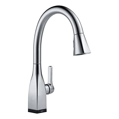 Delta Faucet Mateo Single Handle Pull-Down Kitchen Faucet