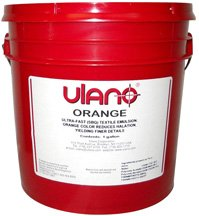 Ulano Orange Pure Photopolymer Screen Printing Emulsion (Gallon)