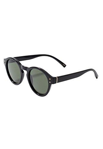 Mango Men's Acetate Frame Sunglasses, Black, One - Mango Sunglasses
