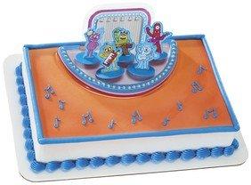 Rockin' Band Cake Topper