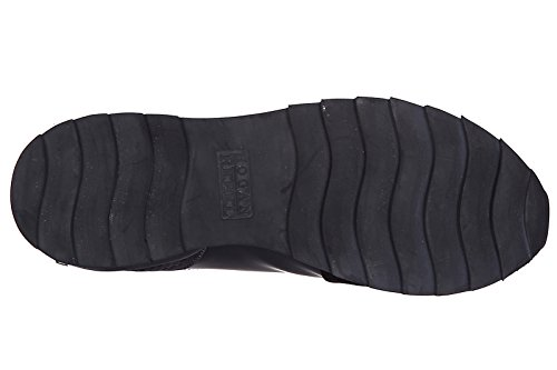 Hogan Rebel Herrenschuhe Herren Wildleder Sneakers Schuhe r261 allacciato ganci