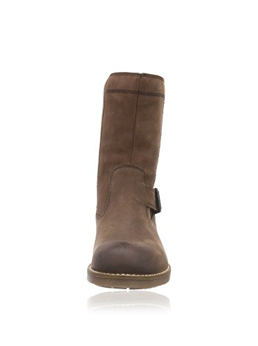 Model D B Geox ABX Brown Brand Coffee Colour Womens Boots Womens Boots Brown Virna wX4p8a