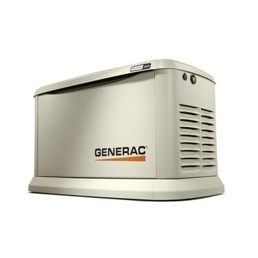 Generac Synergy 20kW Variable Speed Standby Generator (200A Service Di...