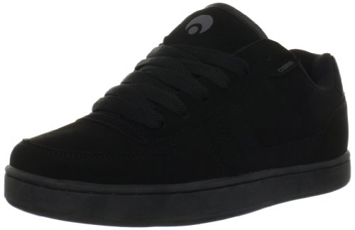Osiris Men's Relic Skate Shoe,Black/Charcoal/Black,8.5 M US
