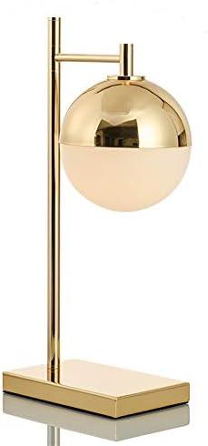 Lampada da tavolo a LED sferica rotonda post moderna