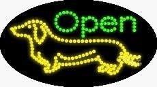 Open Flashing /& Animated LED Sign High Impact, Energy Efficient