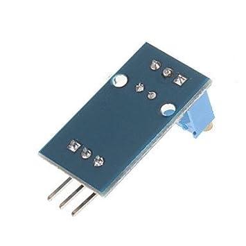 NE555 Impulsgenerator-Frequenzmodul 5 ~ 12 V 29 x 12 mm