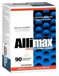 (Allimax Allicin -- 3x30 = 90 CAPS )