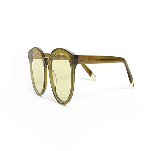 UV al Verde de Shop sol sol Gafas Gafas gafas masculinas gafas 6 femeninas aire libre anti y plateadas de de de Té sol sol generales rHqxHSRX