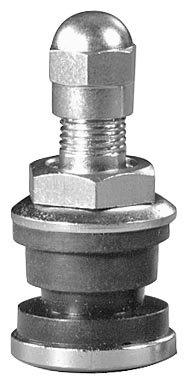 K&L Supply Metal Valve Stem - Straight - Short 14mm. and 16mm. 32-8207