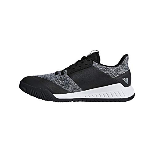 blanc gris Volleyball Noir Femme Crazyflight De Chaussures Adidas Team Chin Igq0xzIw