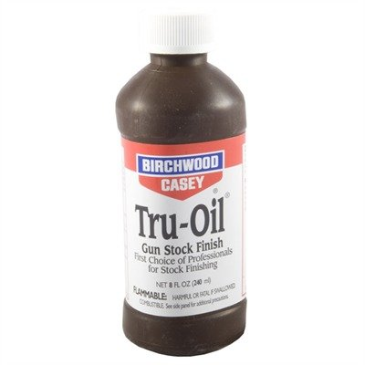 Birchwood Casey True-Oil Stock Finish 8-Ounce Liquid, Outdoor Stuffs