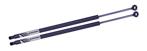 2 Pieces (SET) Tuff Support Rear Hatch Trunk Lift Supports 1982 To 1992 Chevrolet Camaro w/ Spoiler or w/ Wiper / 1982 To 1992 Pontiac Firebird w/ Spoiler or w/ Wiper ()