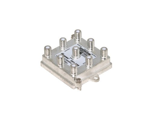 Steren Signal Splitter - Steren 201-108 1GHz/130dB 8-Way Dig-Ready Splitter