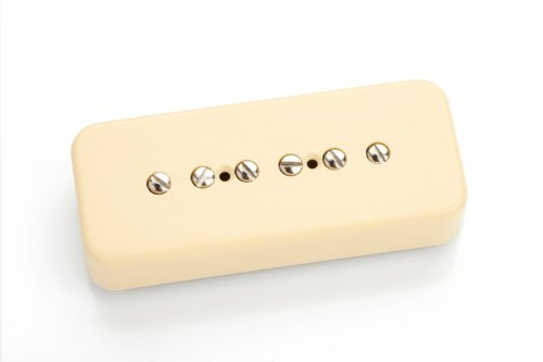 Seymour Duncan STK-P1 Stacked P-90 Single-Coil Pickup Cream Bridge