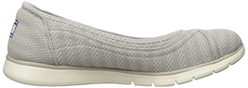 Skechers Bobs From Womens Pureflex Supastar Flat Taupe