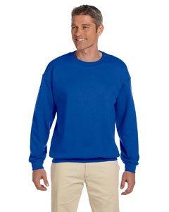 (Gildan Men's Heavy Blend Crewneck Sweatshirt - Medium - Royal)