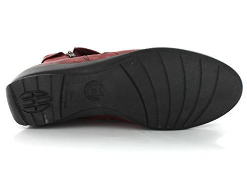 Mephisto SEDDY MAMBA 16500 Damen Kurzschaft Stiefel Red