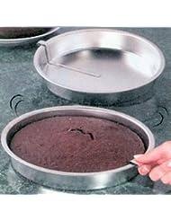 9 Quick Release Cake/Pie Pan - Set of 2