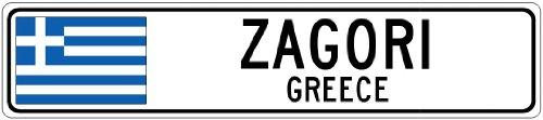 zagori-greece-greece-flag-city-sign-6x24-quality-aluminum-sign