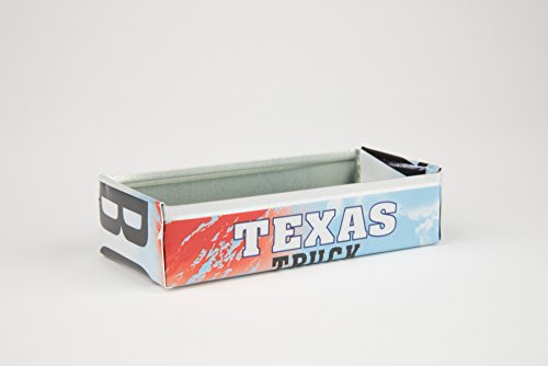 Texas box made from a Texas License Plate