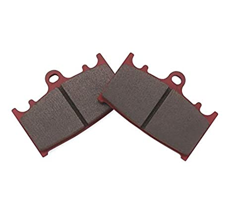 Amazon.com: BikeMaster Front Sintered Brake pads for ...