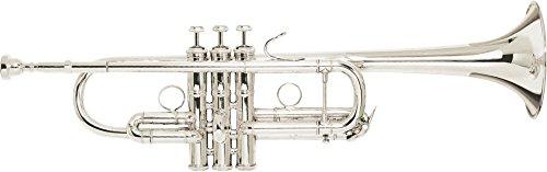 Bach Chicago Series Stradivarius C Trumpet C180SL229CC Silver by Bach