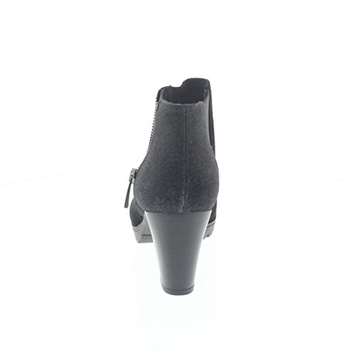 Keys, Damen Stiefel & Stiefeletten  schwarz schwarz 39 EU
