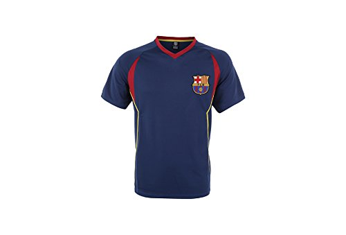 Shirts Barcelona Soccer - Barcelona FC Officially Licensed Home 2016 Soccer Shirt Football (Large)