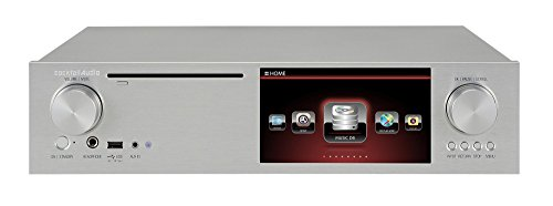 Cocktail Audio X35 Roon Ready All-in-One Media Player (Silver)