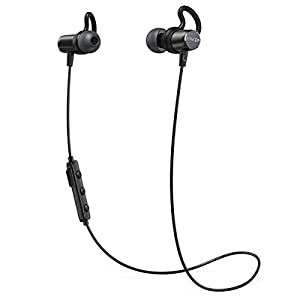 upc 848061062298 product image for Anker SoundBuds Surge Lightweight Wireless Headphones, Bluetooth 4.1 Sports Earphones with Water-Resistant Nano Coating, Running Workout Headset with Magnetic Connector and Carry Pouch | barcodespider.com