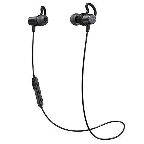 Best Anker Running Headphones - Anker SoundBuds Surge Lightweight Wireless Headphones,