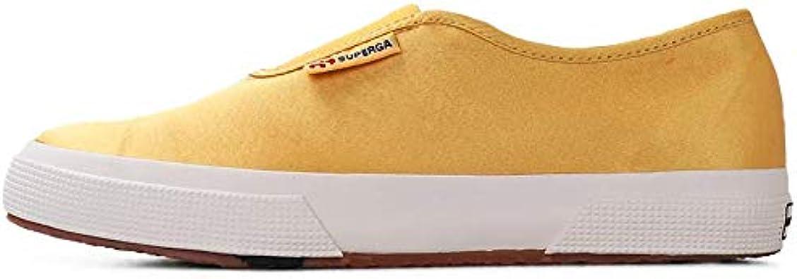 Superga S00FDR0 903 Yellow Mustard