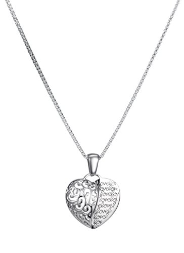 Stainless Daughter Forever Pendant Necklace