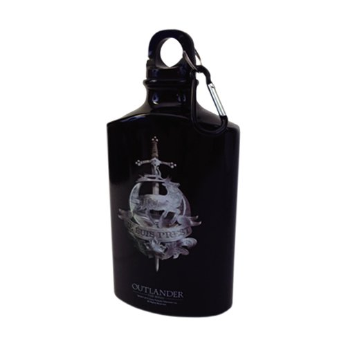 Unbekannt Factory Entertainment Outlander Fraser Clan Metall Wasser Fläschchen/Flasche