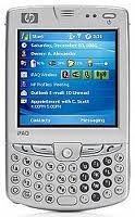 HP iPAQ hw6955 Mobile Messenger PXA270 416MHz 192MB Irda BT 802.11b GPS GSM 850/900/1800/1900 1.3MPX Camera 3